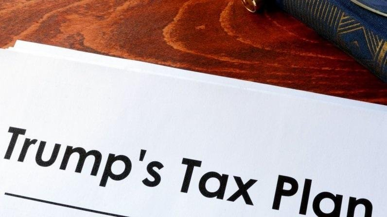 Trump's New Tax Plan and Tax Cuttings in 2017