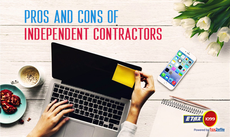 Pros and Cons of Independent Contractors